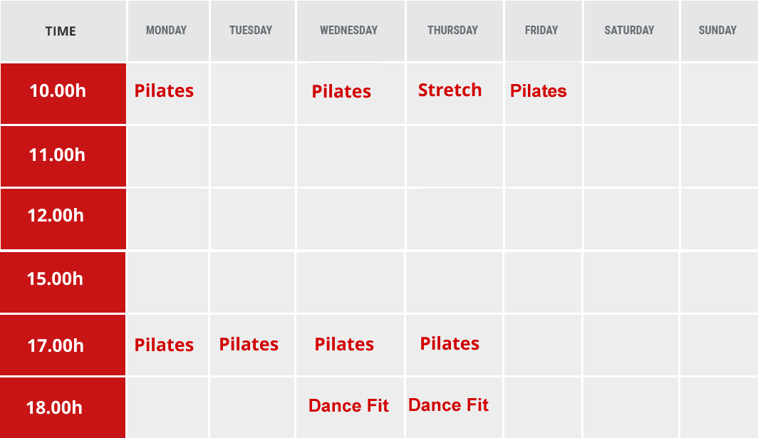 Fusion Fitness Training, group classes